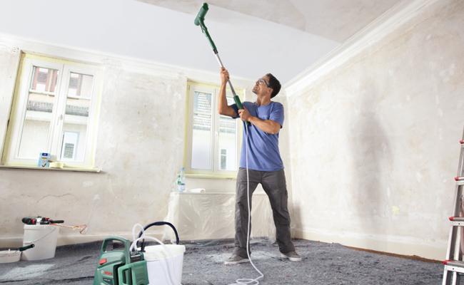 N onet propret nettoyage entretien de vos plafonds et for Peinture effet miroir